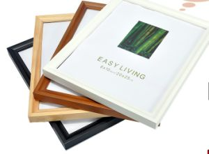 Wooden Photo Frame Nature Wood Picture Frame pictures & photos
