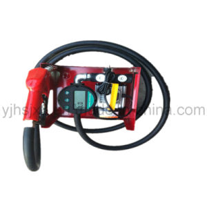 Electric Oil Fuel Diesel Transfer Pump (YTB-60)