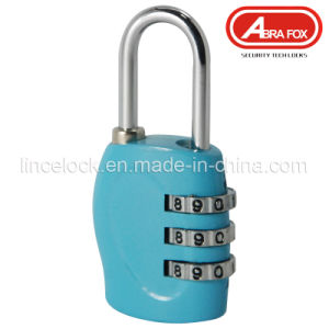 Zinc Alloy Luggage Lock (526) pictures & photos
