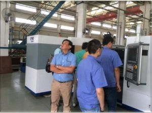 CO2 Laser Cutting Machine Cl Series pictures & photos