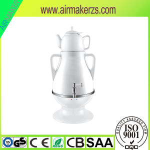 Modern Stainless Steel Russian Samovar with Temperature Display pictures & photos