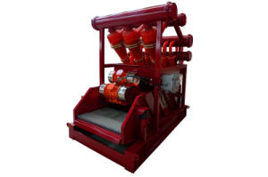 Mud Cleaner of Well Drilling Mud System