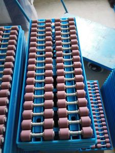 Textile Machinery Parts Rubber Cots pictures & photos