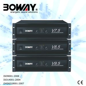Professional Power Amplifier (V9.5) pictures & photos
