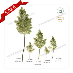 2017 Cheap and Beautiful Christmas Tree Artificial Branch for Decoration pictures & photos