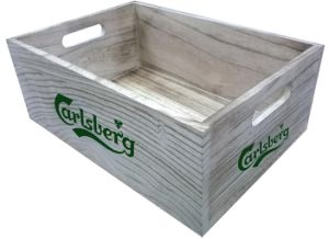 Carlsberg Bottle Crate
