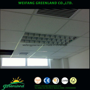 Mineral Fiber Ceiling Board /Mineral Fiber Ceiling Panels/Mineral Fiber Ceiling Panel, 600X600mm pictures & photos