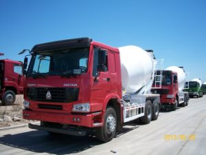 Hot Sale Sinotruk HOWO 6X4 Mixer (ZZ1257M3641) pictures & photos