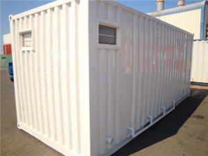 40ft Mobile Shipping Container Bathroom (shs-mc-ablution016) pictures & photos