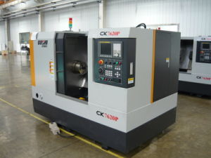 Ck7620p Slant-Bed CNC Lathe pictures & photos