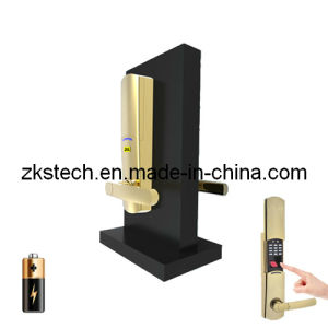 Anti-Theft Security Fingerprint Door Lock Zks-L2g