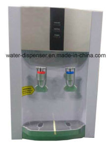 Desktop Hot & Cold Water Dispenser with Compressor Cooling pictures & photos