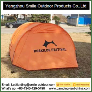 4 Person Kitchen Garden China Temporary Camping Family Tent pictures & photos