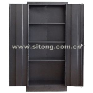 Two-Door Metal Steel Cabinet pictures & photos