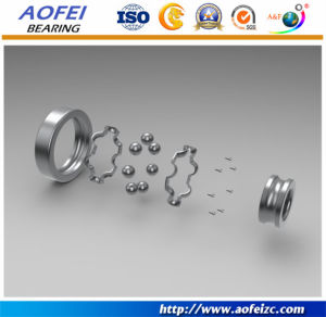 A&F Bearing 6009 Deep Groove Ball Bearings pictures & photos