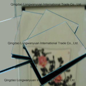 Clear/Color Silver Glass Mirror with CE&ISO9001 Certification (LWY-TG49)