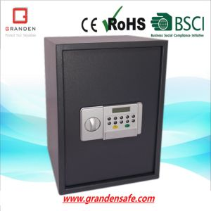 Electronic Safe with LCD Display (G-50ELB) Solid Steel pictures & photos