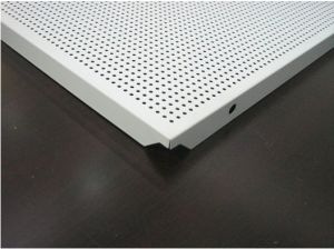 Aluminum Decorative Clip in Ceiling Tiles Apply to Office Building pictures & photos