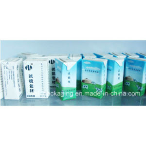 Milk Packing Paper Cartons pictures & photos