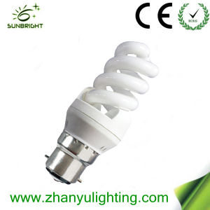 B22 Full Spiral Light Bulb Energy Saving pictures & photos
