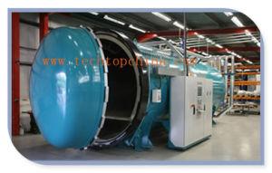 High Temperature High Pressure PLC Control Harga Autoclave pictures & photos