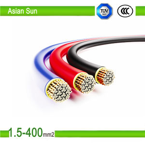 Colorful Electrical Wire Cable Copper Wire Ce Certification pictures & photos