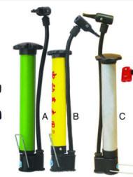2017 Portable Mini Bicycle Pump Bike Pump pictures & photos