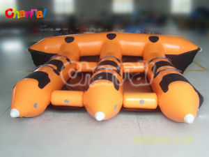 China Inflatable Boat/Inflatable Flying Fish Banana Boat Chw306 pictures & photos