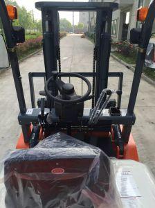 Hecha Forklift 3.5 Ton Diesel Forklift with Isuzu Engine Cpcd35 pictures & photos