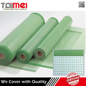 Scaffolding Clear Tarpaulin Sheet with Eyelets pictures & photos