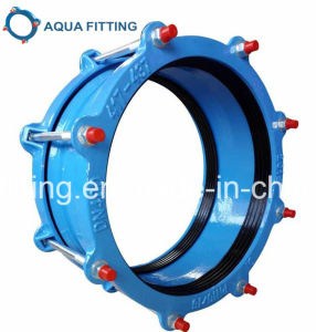 Ductile Iron Flexible Wide Range Universal Coupling for PVC, Di, Steel Pipe Dn40-Dn2000 pictures & photos