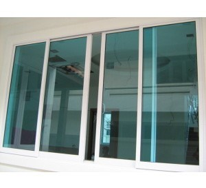 Luxury Heavy Duty Aluminium Sliding Window Modern Standard Aluminum Sliding Window