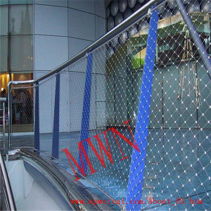 Stainless Steel Wire Mesh Fence pictures & photos