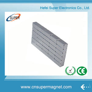 Sintered N52 Strong Permanent Cube Block Square Neodymium Magnets pictures & photos
