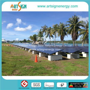 Solar Energy, Ground Mounting System_Concrete Block /Ground (AS-M13) pictures & photos