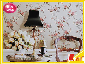 Wholesale Waterproof Home Decoration Nonwoven Wallpaper for Building Materials pictures & photos