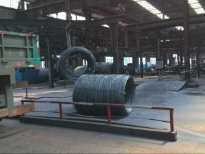 1008 Hot Rolled Wire Rod pictures & photos