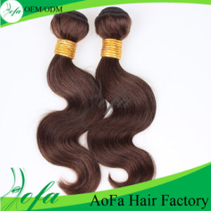 No Chemical 100% Human Brazilian Virgin Hair pictures & photos