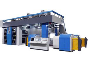 Ci Type Web Flexograhic Printing Machine pictures & photos