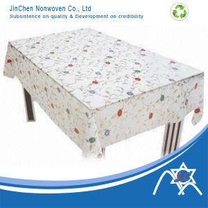 Table Cover Spunbond Nonwoven Cloth pictures & photos