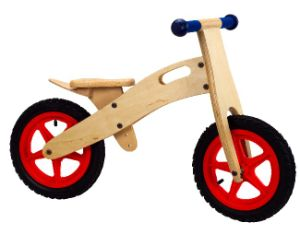 Wooden Walking Bike (TS 9513) pictures & photos