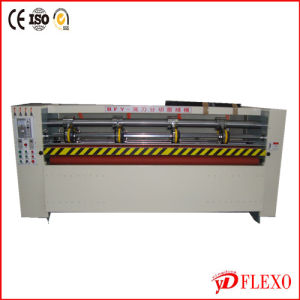 Sheet to Sheet Corrugated Board Slitting Creasing Machine (YST 2800)