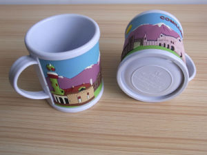 3D PVC Cup Mug with Embossed Logo (ASNY-PM-TM-111) pictures & photos