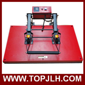 Multi Transfer Printing High Pressure Plain Heat Press Machine 80*100cm pictures & photos