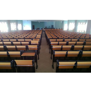 Tables and Chairs for Students, Auditorium Chair, Lecture Theatre Chairs, Student Chair, School Furniture, School Chairs, Ladder Chair, Training Chair (R-6225) pictures & photos