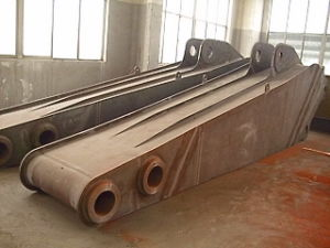 Steel Structure Fabrication - Crane Parts (26) pictures & photos