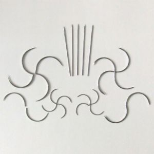 Surgical Needles (420 steel/300 steel) pictures & photos