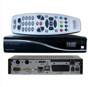 Dreambox Dm800HD HD Satellite Receiver