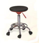 Air Pressure Operation Stool (PU Seat Cover) (SC-HF57) pictures & photos