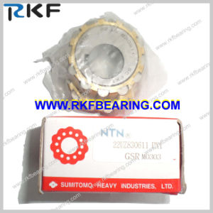 Double Row Eccentric Roller Bearing with Brass Cage NTN 22uz830611px1